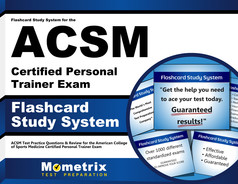 ACSM Flashcards