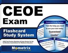 CEOE Flashcards