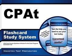 CPAt Flashcards