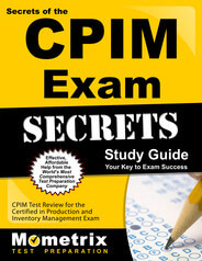 Free CPIM Test Questions   CPIM Study Material And Guide ...