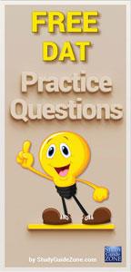 DAT Test Questions