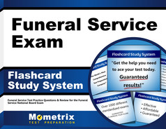 Funeral Service Flashcards