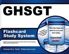GHSGT Flashcards