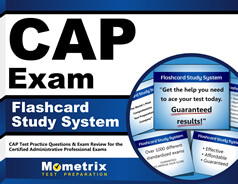 IAAP - CAP Flashcards