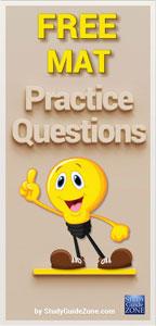 MAT Test Questions