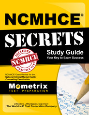 NCMHCE Test - Study Guide Zone