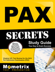 PAX PN Study Guide