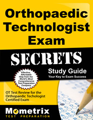 Orthopedic Technologist Certification Study Guide
