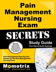 Pain Management Study Guide