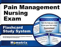 Pain Management Flashcards
