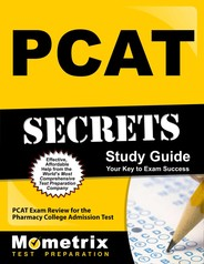 PCAT Study Guide