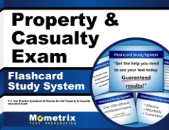 Property and Casualty Insurance License Flashcards