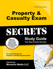 Property and Casualty Insurance License Study Guide