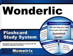 Wonderlic WPT-R Flashcards