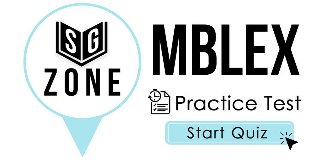 MBLEx Practice Test