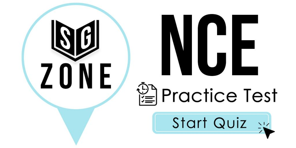 NCE Practice Test
