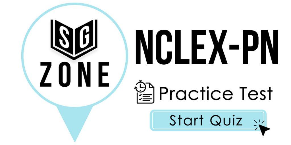NCLEX PN Review (NCLEX Practice Questions)