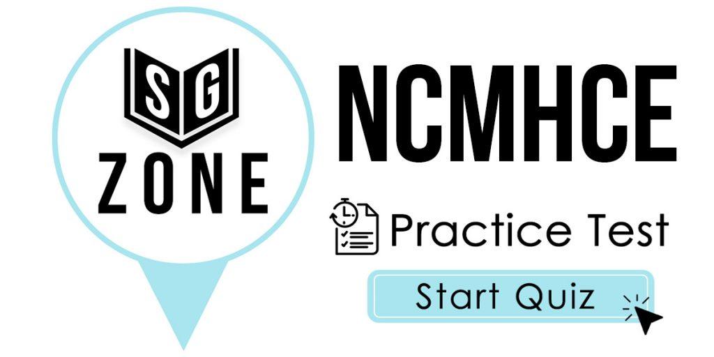 NCMHCE Practice Test