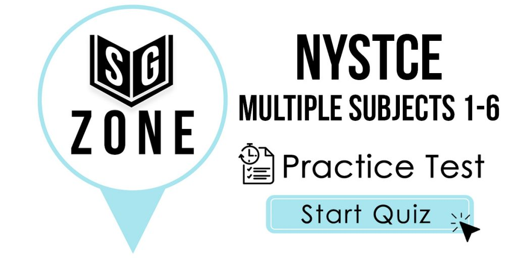 NYSTCE Multiple Subjects 1-6 Practice Test