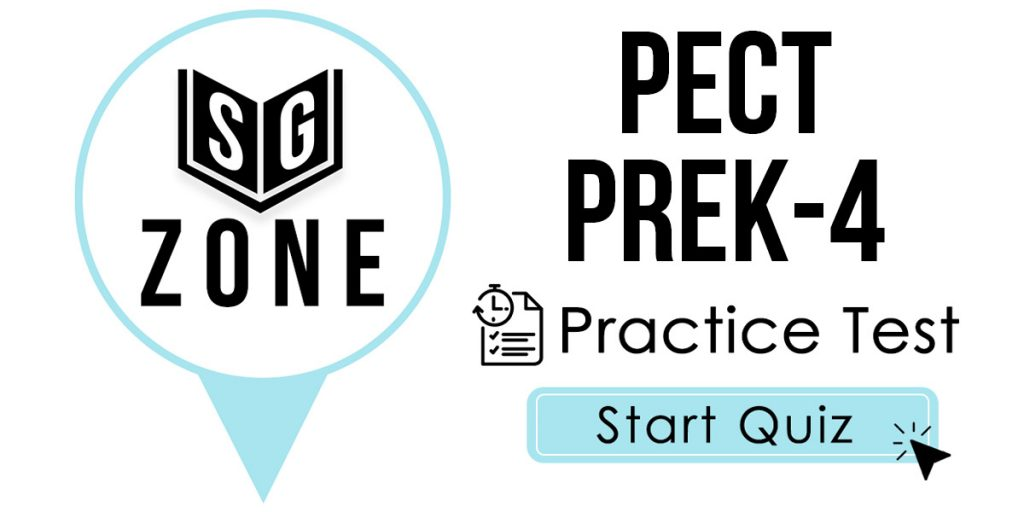 PECT PreK-4 Practice Test