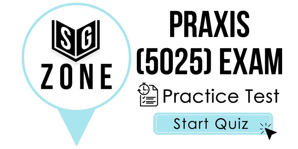 Praxis II Early Childhood Education (5025) Exam Practice Test