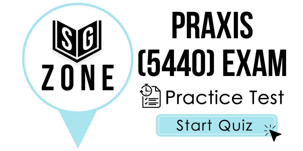Praxis II Middle School: Science (5440) Exam Practice Test