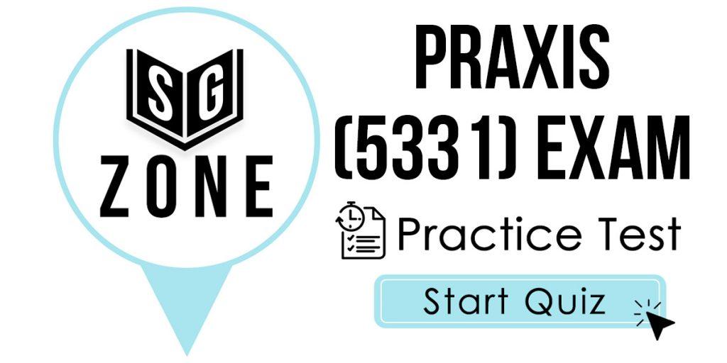 Praxis II Speech-Language Pathology (5331) Exam Practice Test