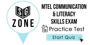 MTEL Communication & Literacy Skills Exam