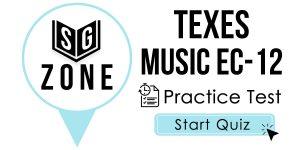 TExES Music EC-12 Test