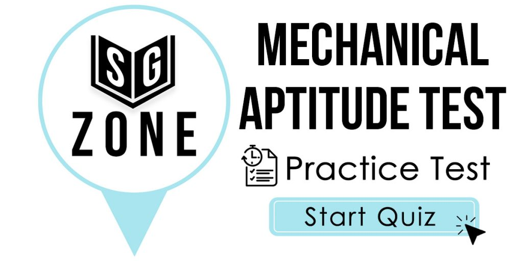 Mechanical Aptitude Test