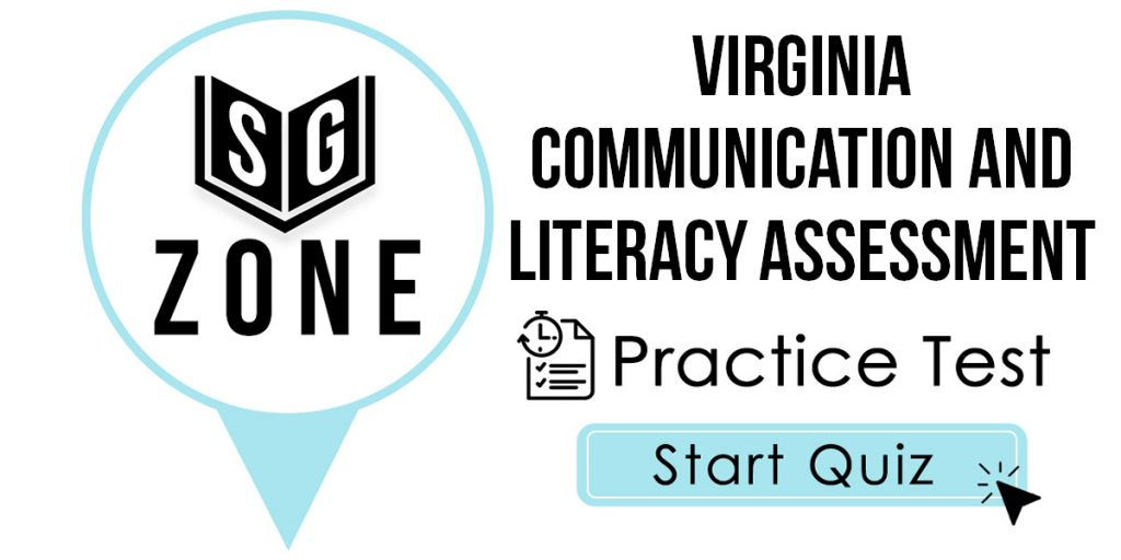 Virginia Communication and Literacy Assessment Test