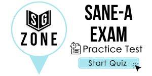 SANE-A Exam