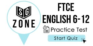 FTCE English 6-12 Test