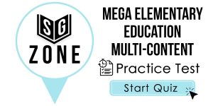 MEGA Elementary Education Multi-Content Test