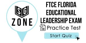 FTCE Florida Educational Leadership Exam