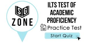 ILTS Test of Academic Proficiency Test
