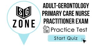 Adult-Gerontology Primary Care Nurse Practitioner Exam