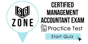 Certified Management Accountant Exam
