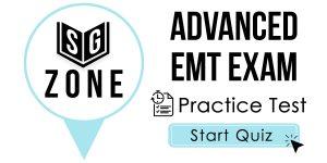 Advanced EMT Exam