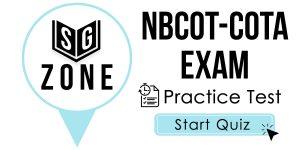 NBCOT-COTA Exam