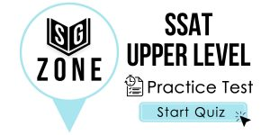 SSAT Upper Level Exam