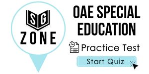 OAE Special Education Test