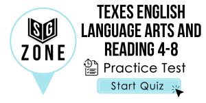 TExES English Language Arts and Reading 4-8 Test
