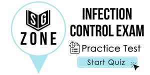 Infection Control Exam