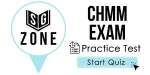 CHMM Exam