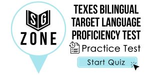TExES Bilingual Target Language Proficiency Test