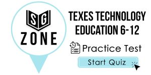 TExES Technology Education 6-12 Test