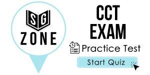 CCT Exam