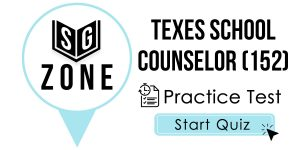 TExES School Counselor Test