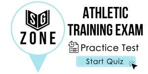 Athletic Training Exam